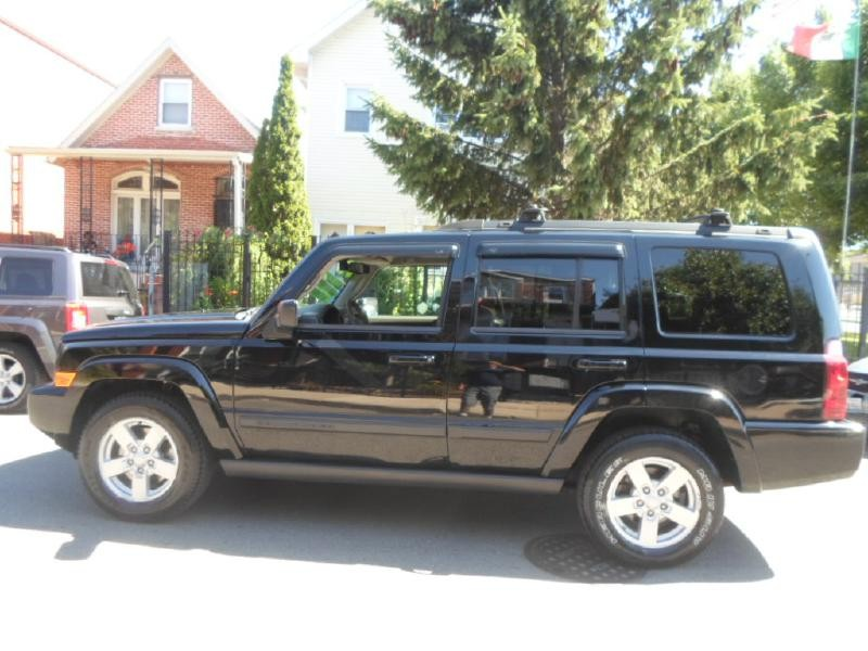 JEEP COMMANDER 2007 price Call for Pricing.