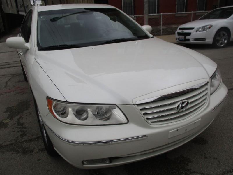 HYUNDAI AZERA 2006 price $5,495