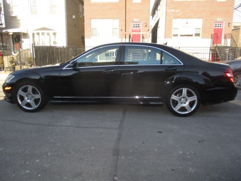 MERCEDES-BENZ S-CLASS 2008 price $10,900