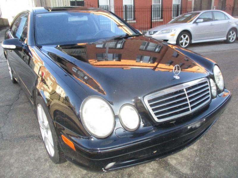 MERCEDES-BENZ CLK 2002 price $3,995