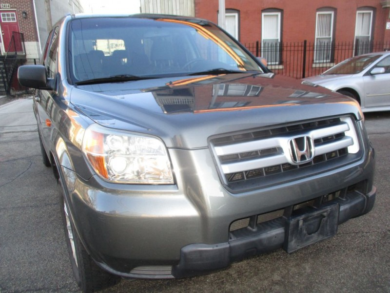HONDA PILOT 2008 price Call for Pricing.