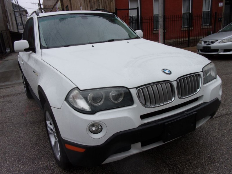 BMW X3 2007 price $6,995