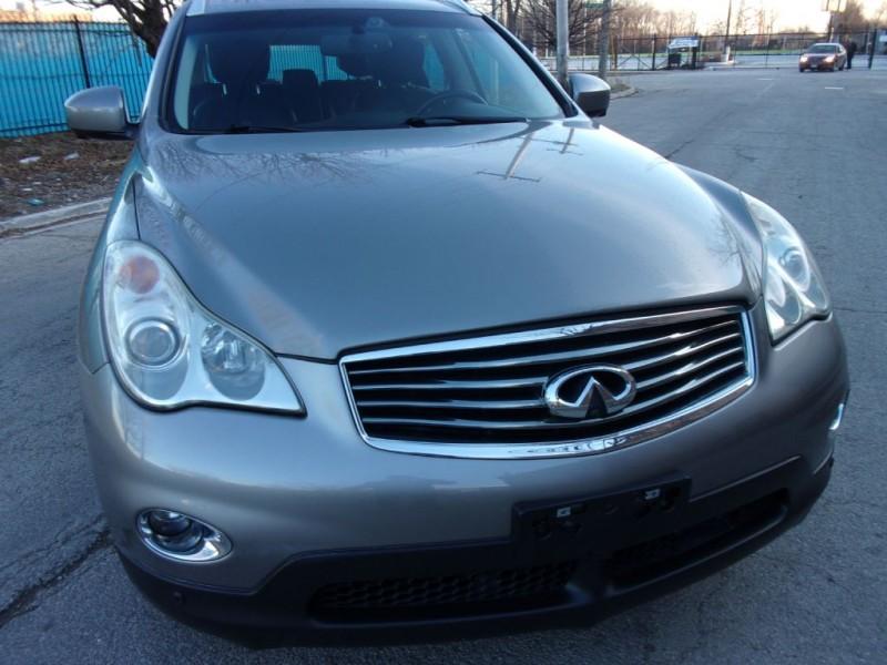 INFINITI EX35 2008 price $9,995