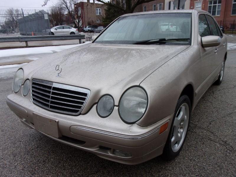 MERCEDES-BENZ E-CLASS 2001 price $2,995
