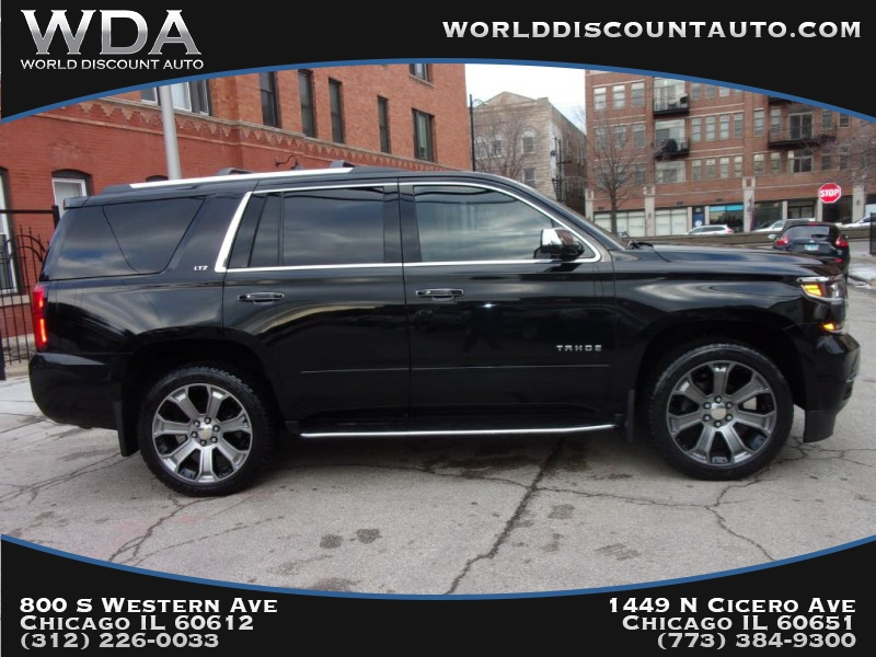 CHEVROLET TAHOE 2016 price $45,000