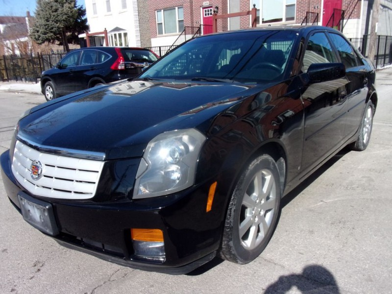 CADILLAC CTS 2006 price $4,495