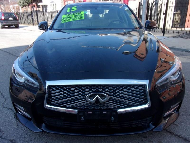 INFINITI Q50 2015 price $12,900