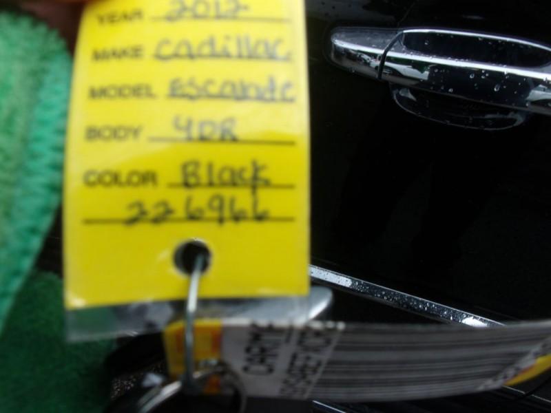 CADILLAC ESCALADE 2012 price $18,900