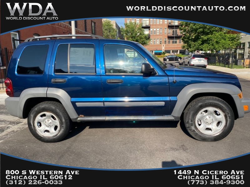 JEEP LIBERTY 2005 price $4,495