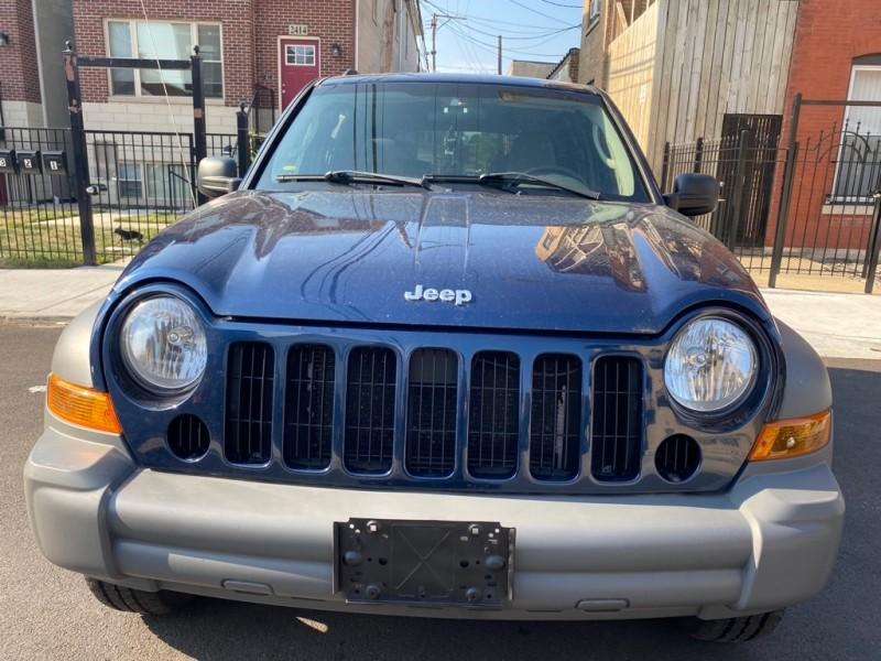 JEEP LIBERTY 2005 price $4,495