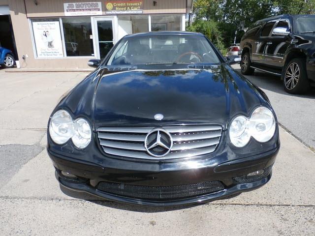 Mercedes-Benz SL-Class 2004 price $34,990