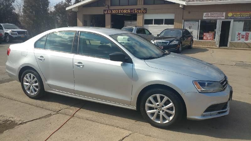 Volkswagen Jetta 2015 price $10,497