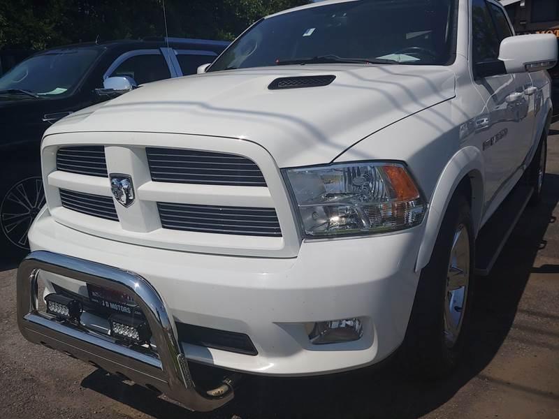 - Ram Pickup 1500 2011 price $18,497