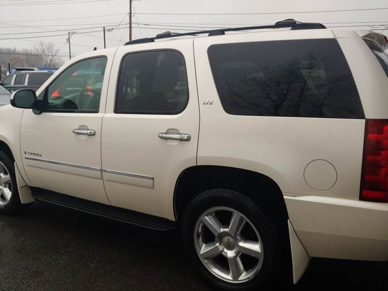 Chevrolet Tahoe 2009 price $16,997