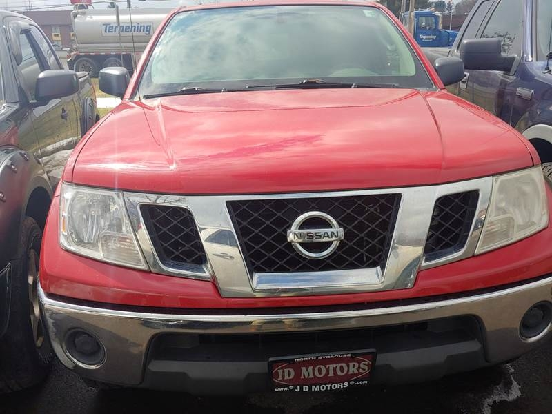 Nissan Frontier 2010 price $10,997