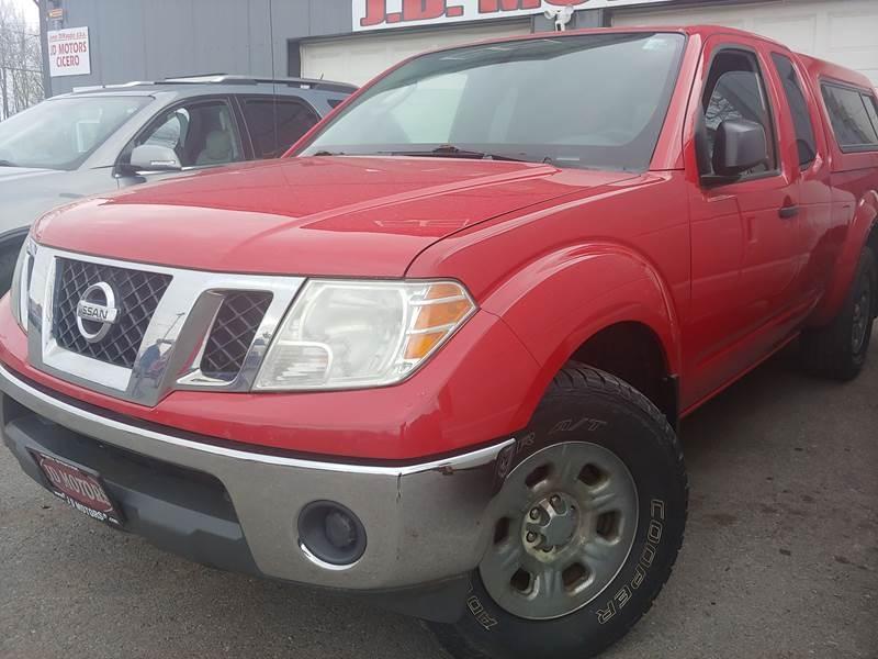 Nissan Frontier 2010 price $10,999