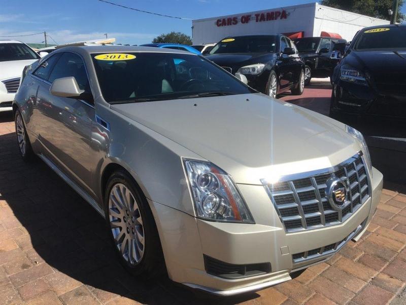2013 Cadillac Cts Coupe >> 2013 Cadillac Cts Coupe 3 6 Coupe