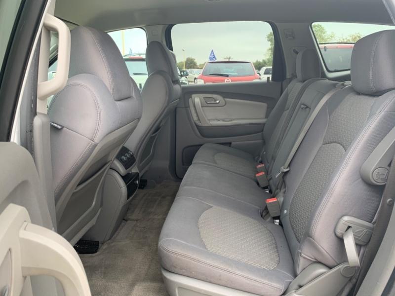 Chevrolet Traverse 2010 price $6,900