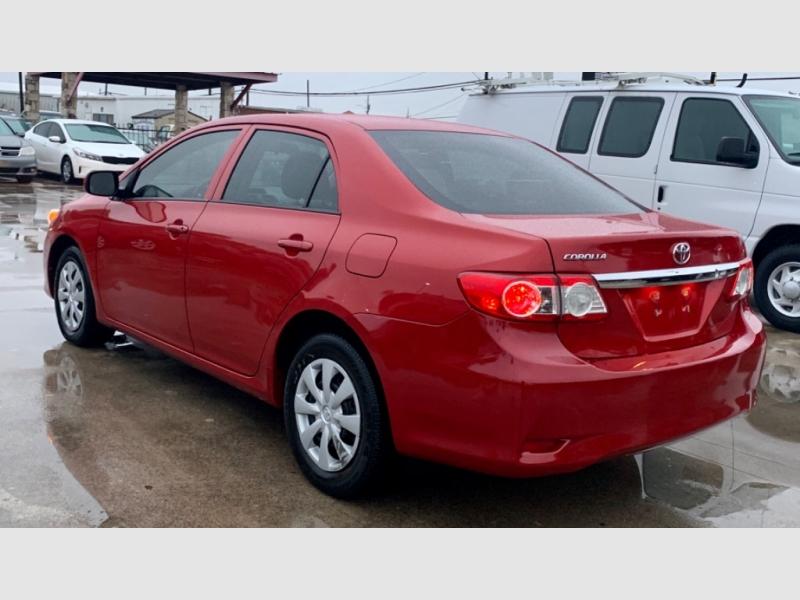Toyota Corolla 2013 price $5,900