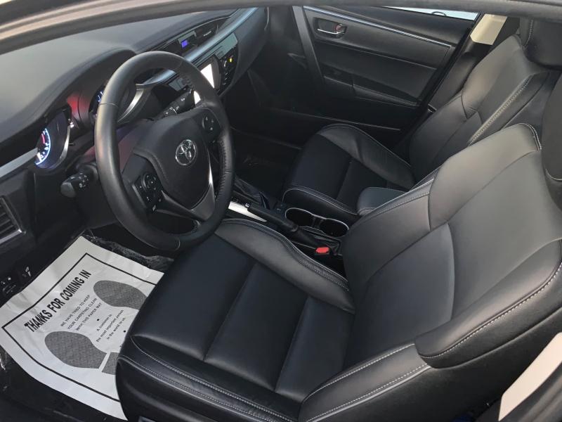 Toyota Corolla 2015 price $11,500