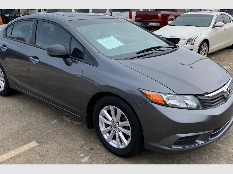 Honda Civic Sdn 2012 price $5,999