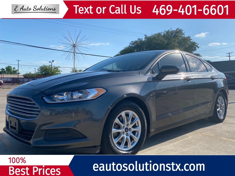 Ford Fusion 2016 price $5,900
