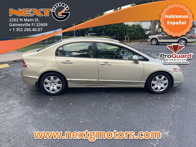 Honda Civic 2008 price $4,550