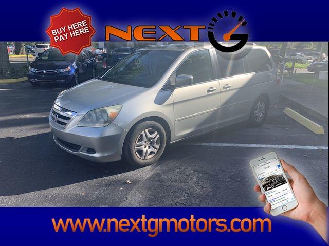 Honda Odyssey 2005 price $5,699