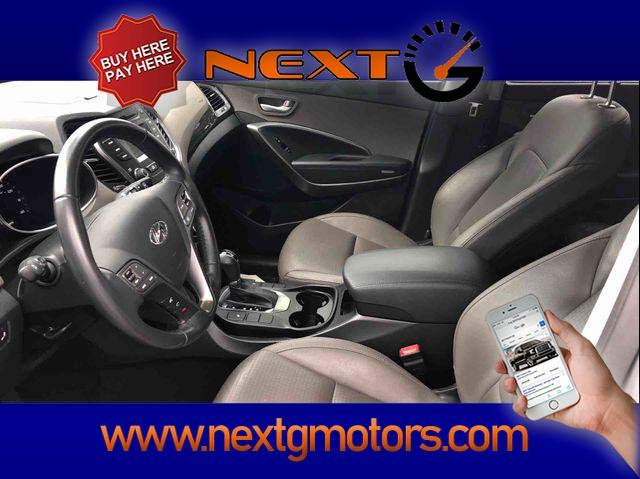 Hyundai Santa Fe 2014 price $16,990