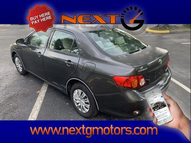 Toyota Corolla 2009 price $6,500