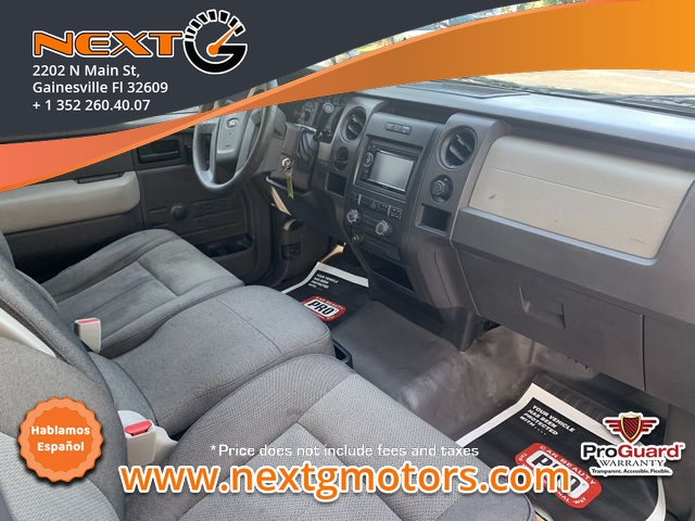 Ford F150 Regular Cab 2010 price $8,499