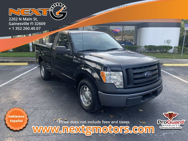Ford F150 Regular Cab 2010 price $8,499