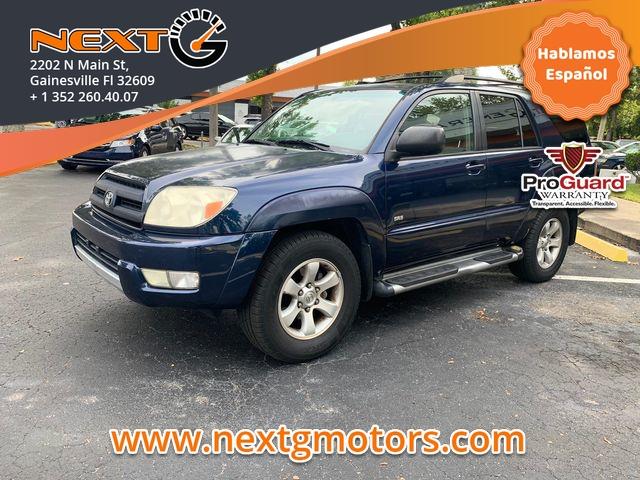 Toyota 4Runner 2003 price $5,990