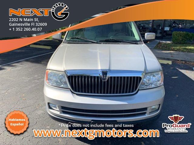 Lincoln Navigator 2006 price $6,499