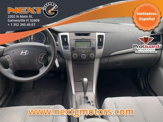 Hyundai Sonata 2009 price $4,295