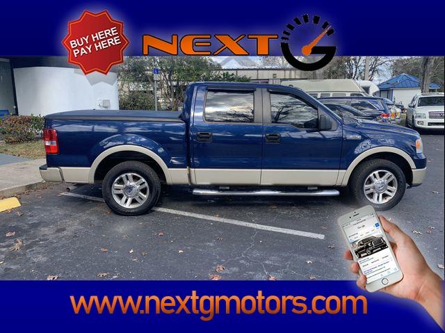 Ford F150 SuperCrew Cab 2007 price $9,700