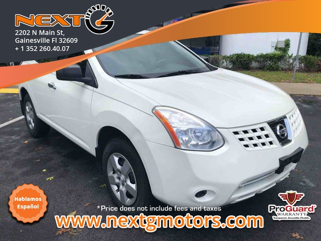 Nissan Rogue 2010 price $5,500