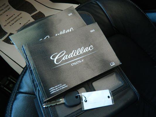 Cadillac CTS 2012 price $11,985