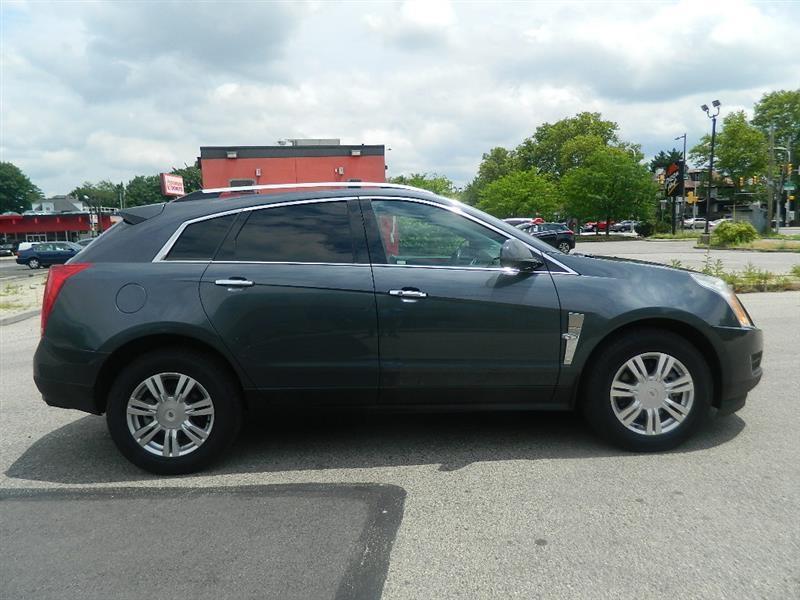 Cadillac SRX 2012 price $12,920