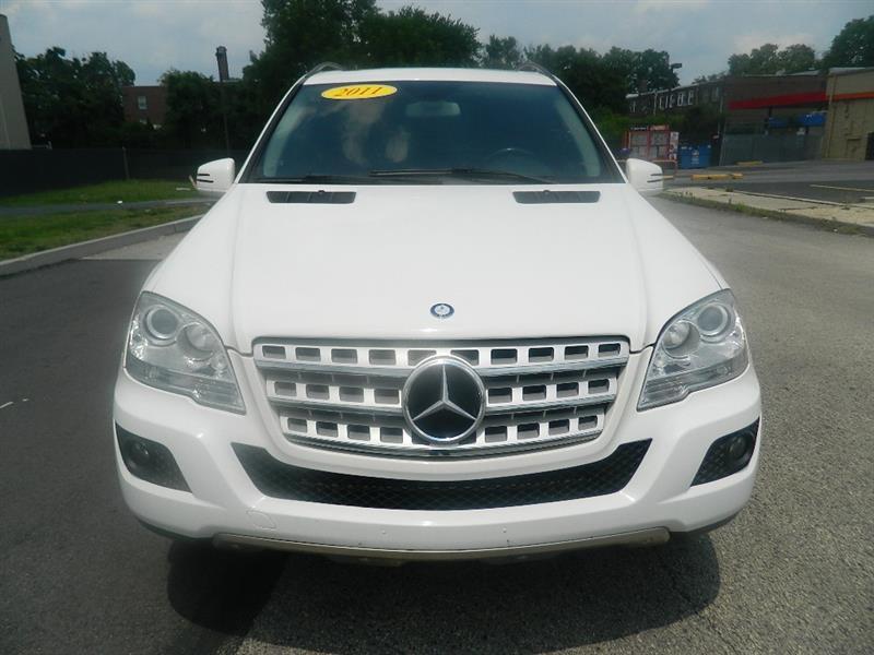 Mercedes-Benz M-Class 2011 price $16,915