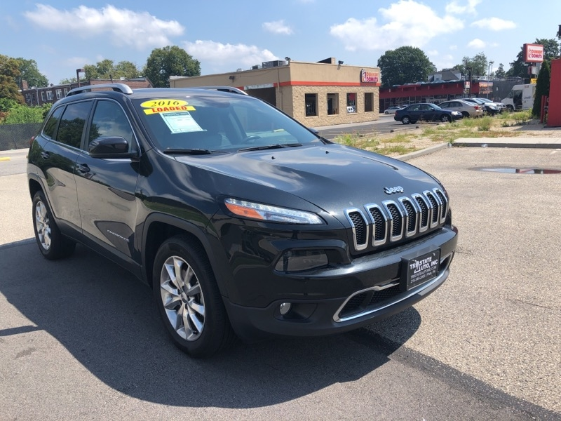 Jeep Cherokee 2016 price $19,975