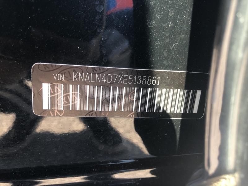 Kia Cadenza 2014 price $11,985
