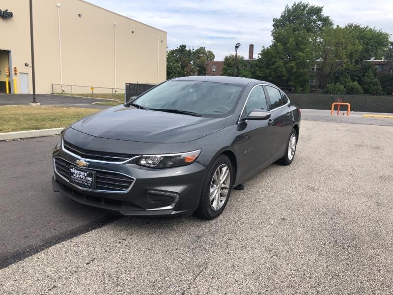 Chevrolet Malibu 2018 price $15,980