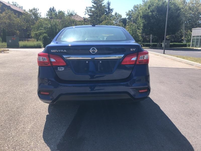 Nissan Sentra 2017 price $13,940