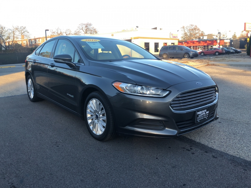 Ford Fusion 2016 price $9,945