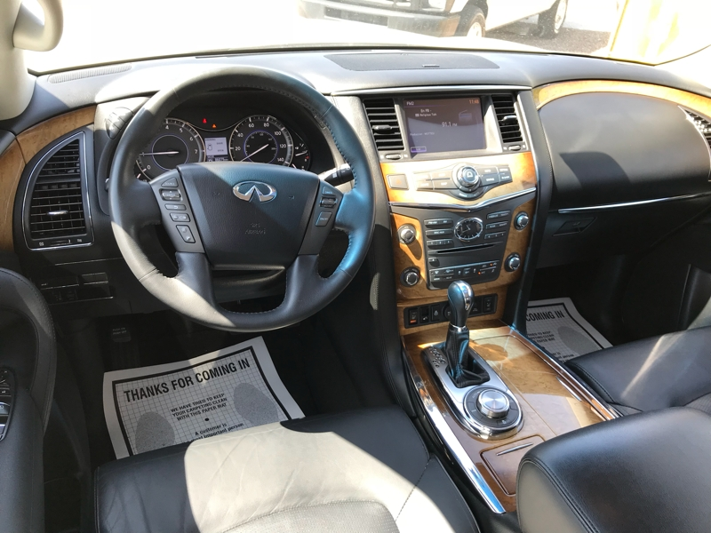 INFINITI QX80 2014 price $36,500