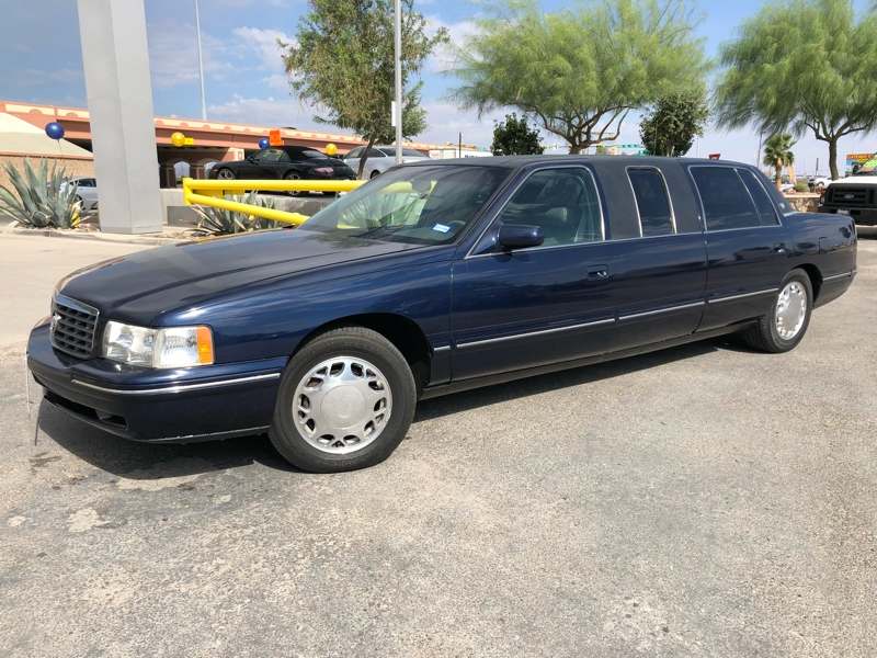 1998 Cadillac Deville Professional