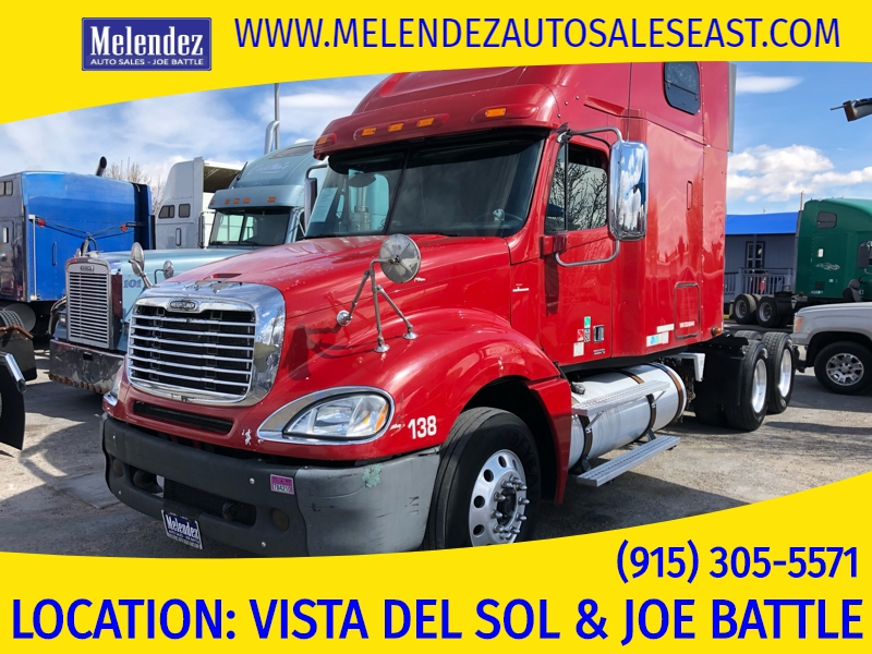 Freightliner Columbia 2007 price $17,995