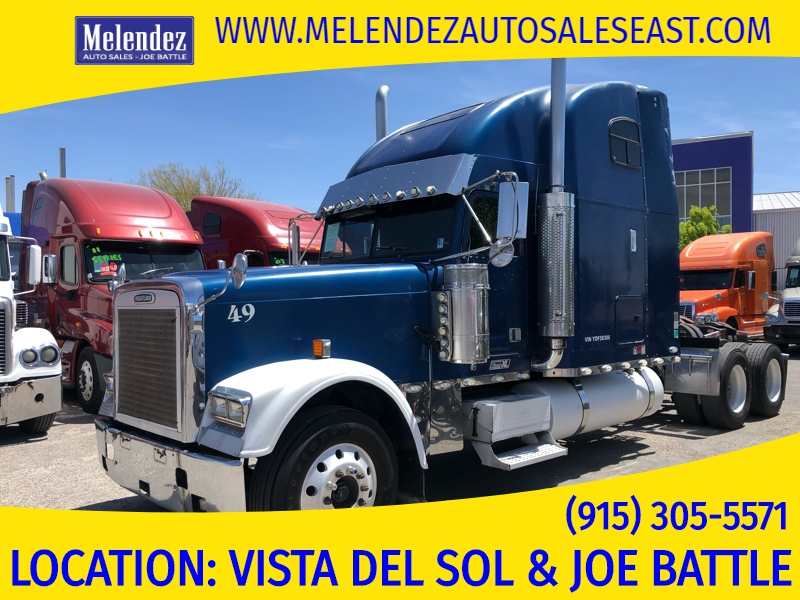Freightliner Classic XL 2000 price $23,995
