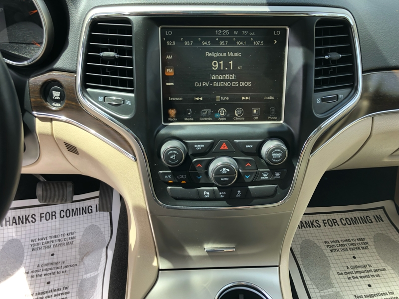 Jeep Grand Cherokee 2015 price $23,995